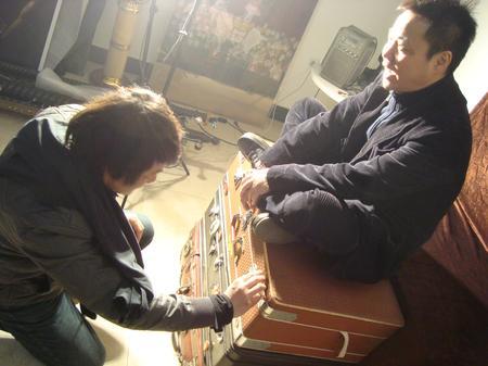 Han Lei and Yu Hua
