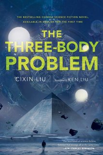 The Three Body Problem cover