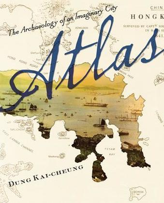 Atlas: The Archaeology of an Imaginary City cover