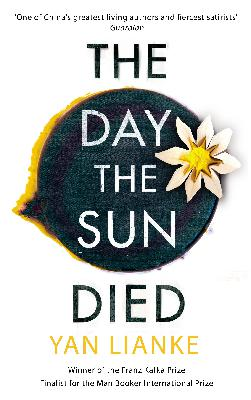 The Day the Sun Died cover