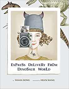 Express Delivery from Dinosaur World cover