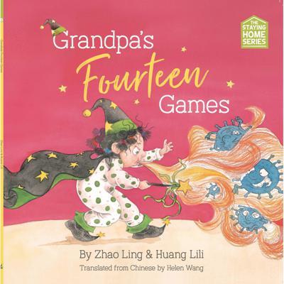 Grandpa's 14 Games cover