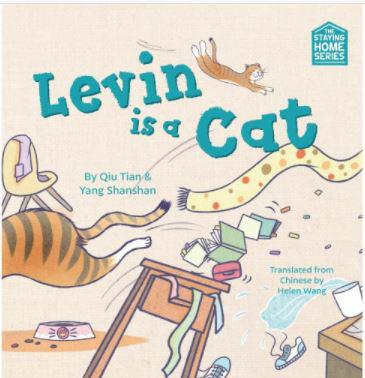 Levin is a cat cover