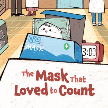 The Mask that Loved to Count cover