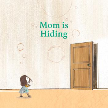 Mom is Hiding cover