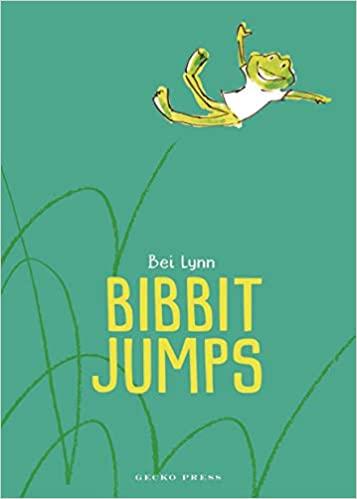 Bibbit Jumps cover