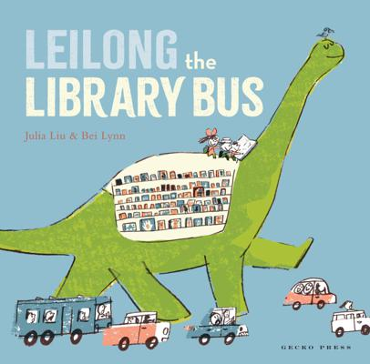 Leilong the Library Bus cover