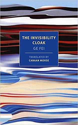 The Invisibility Cloak cover